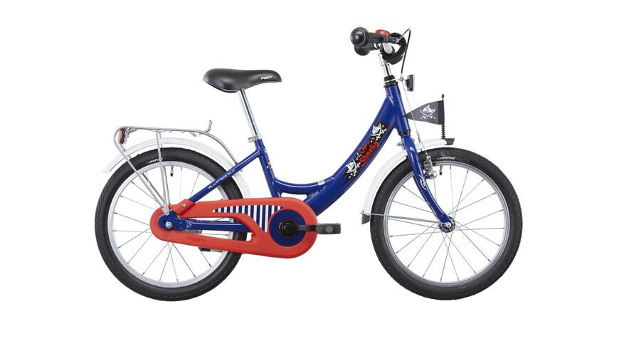 """Puky ZL 18"""" lasten polkupyörä, sininen"""